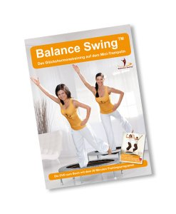 Trampolin Balance Swing Training DVD