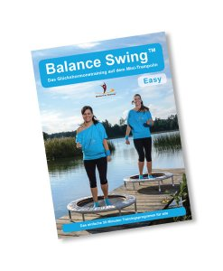 Trampolin Training Balance Swing Easy DVD