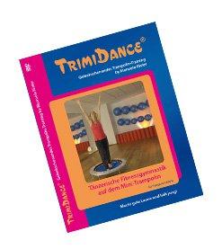 trimidance-dvd Fitness auf dem Trampolin