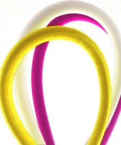 vario-gummikabel in verschiedenen farben